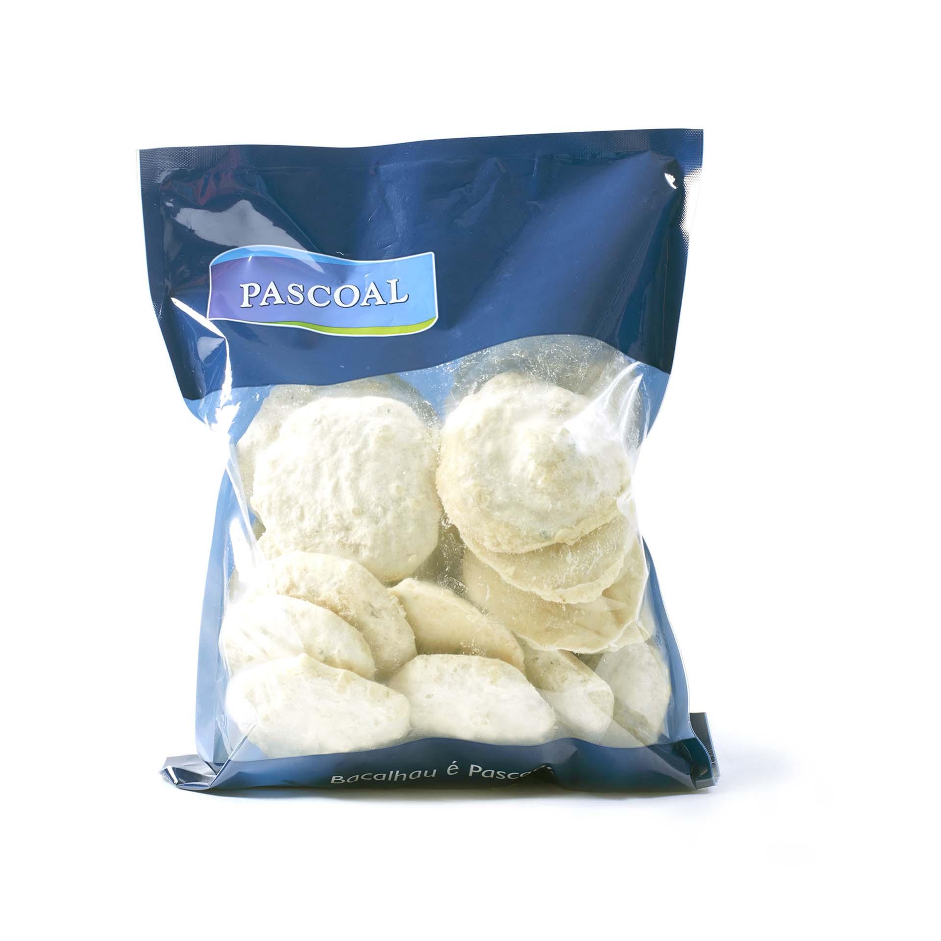 Pataniscas de Bacalhau Pascoal - snacks salgados
