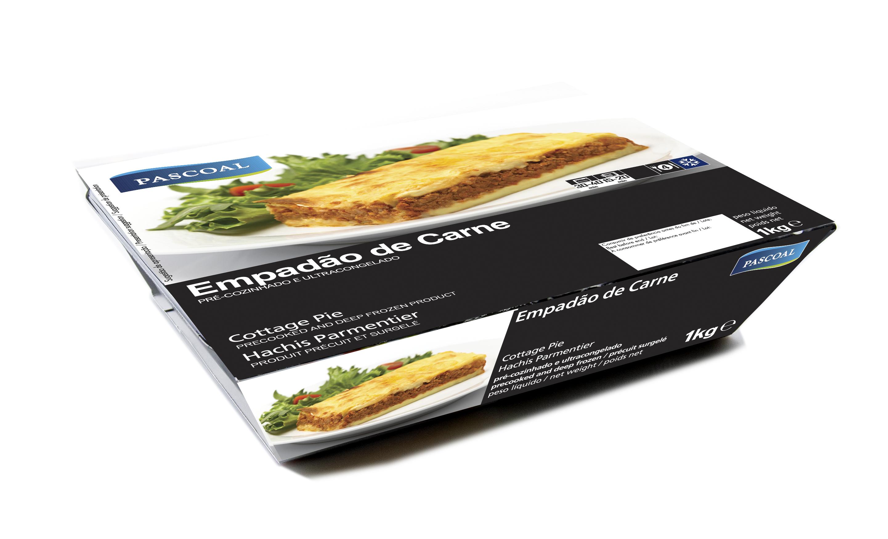 Empadão de Carne 1kg