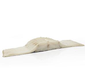 Extra portion white wing codfish