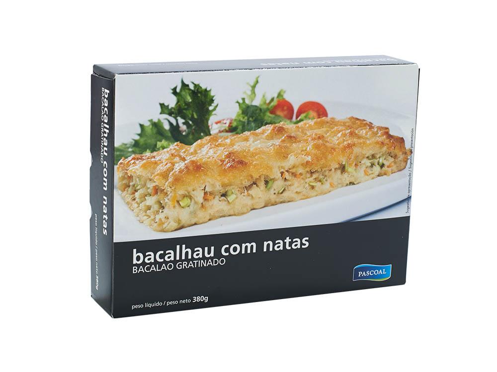 Pascoal | Bacalhau com Natas 380g